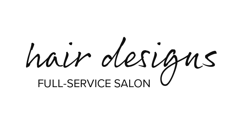 hair designs logo
